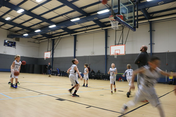 Cody's Basketball - March 2019