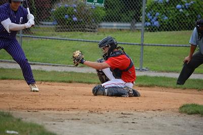 07-11 Bay Sox 1 - NE Scorpions 8