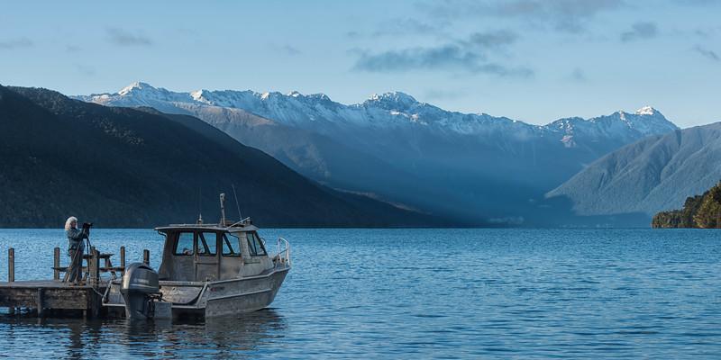 Lake Rotoroa Morning