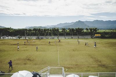 Kalaheo Soccer Opens at Home