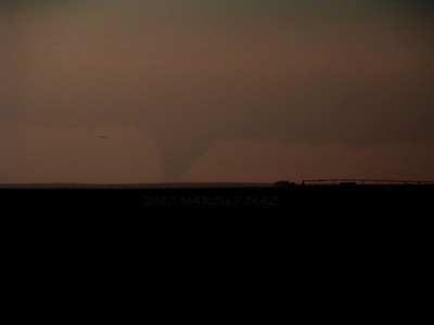 May 23, 2010 TX/NM Tornadoes