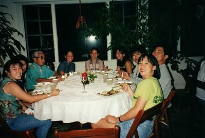 Hawaii Kwock Christmas party 1998