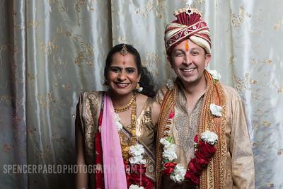 Mangra Wedding - Photo Booth