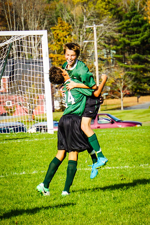 Parents' Weekend: JV Soccer vs. Hanover