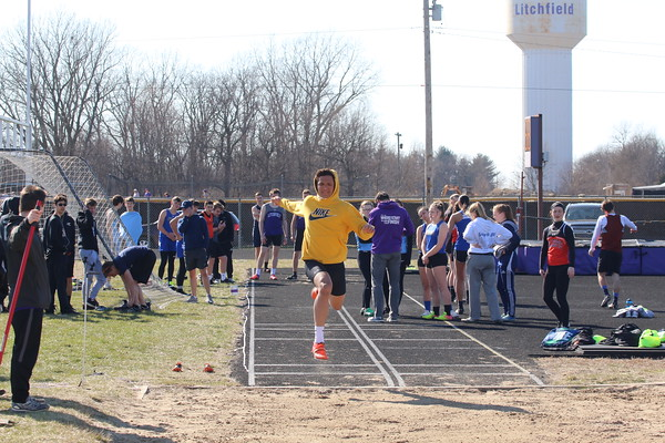 March 22, 2019 - Litchfield Relays