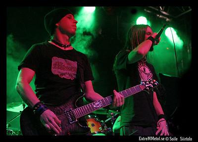 DROWNING ME  -  Klubben 10/9 2006