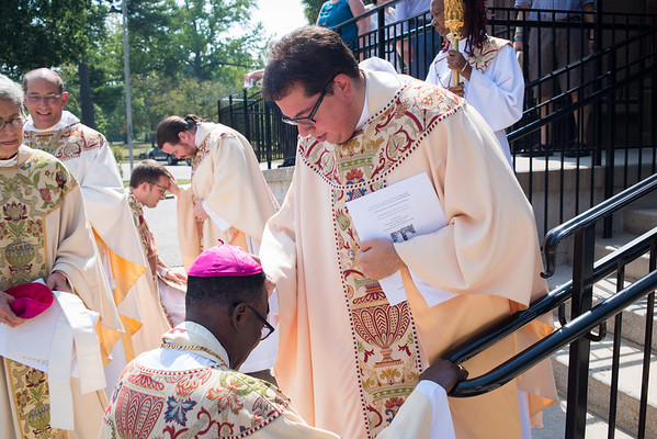 Neil Raman and Brian Barry - Ordination to the Priesthood