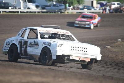 2021-06-18 MSTS Sprints @ Rapid Speedway