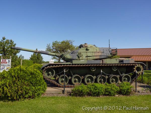 AL Post 137, Royalton, MN - M60A3