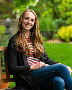 Emilee Astle - Graduation Portrait