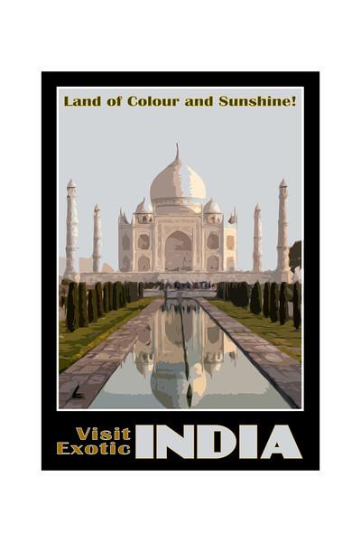 Vintage Travel Poster - India.jpg