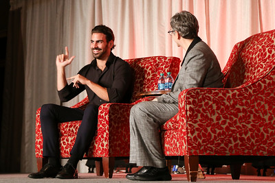 2016 OUAB Presents Nyle DiMarco