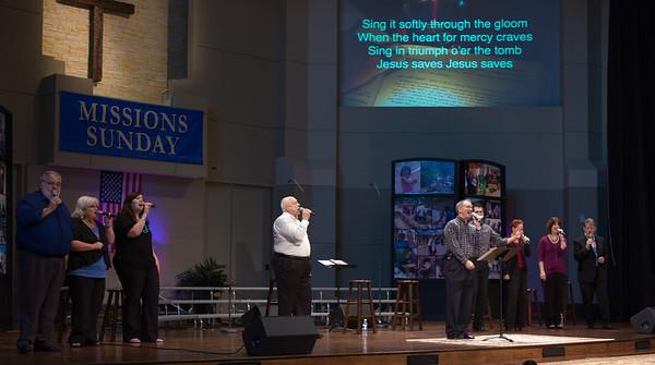 Mission Sunday 2012