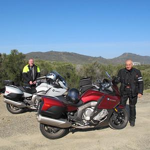 Spring 2012 California Ride