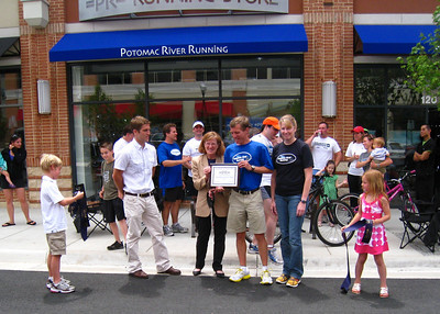 Potomar River Running Leesburg Grand Opening (May, 2010)
