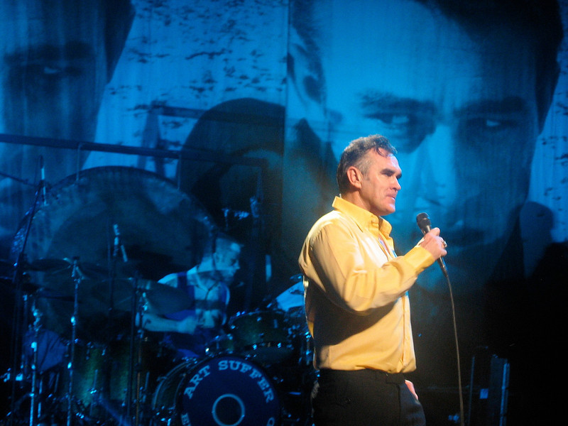 Morrissey - Wolf Trap 039