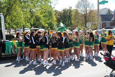 Parade: Homecoming