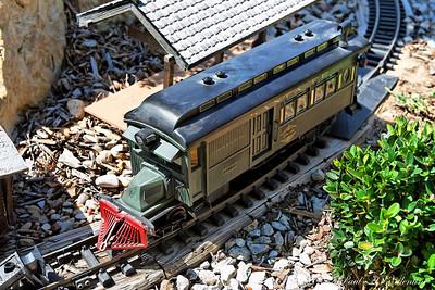CLark Gardens Trains 09-29-09