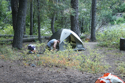2008 Boy's Camping Trip