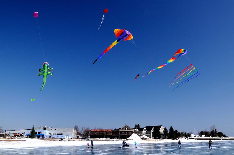 Giant Kites
