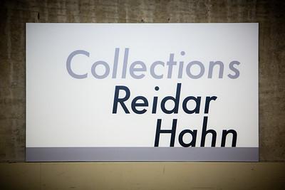 Reidar Hahn Collections Opening - November 8, 2019
