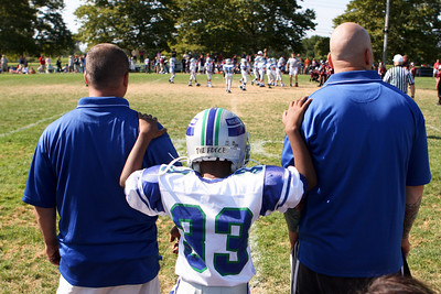 SCPW: West Haven Seahawks at Fairfield Giants Mitey Mites Sr 20090906