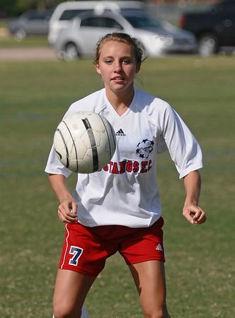 2008-05-11 -- Texas Mustangs Girls Soccer