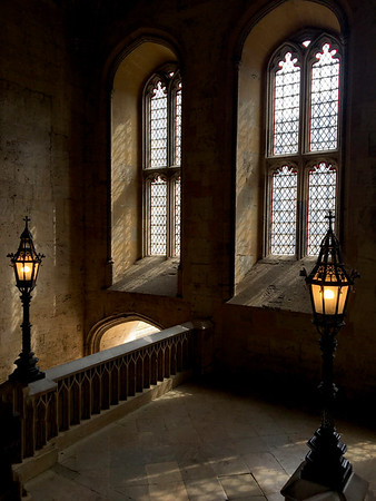Oxford, Magdalen, Christ Church - Day 13