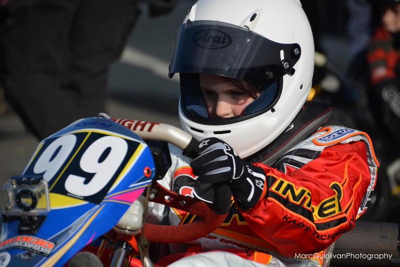 Motorsport Ireland Karting Championship 2013 - Round 2 - Whiteriver