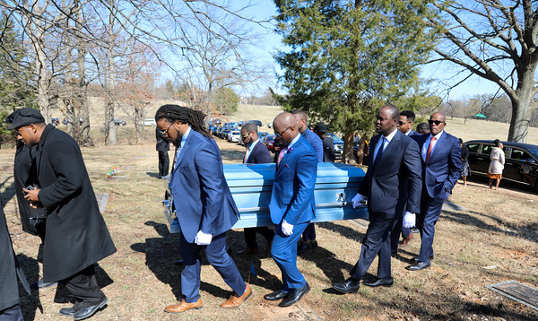 Interment for Mrs. Evelyn Wright Garnett