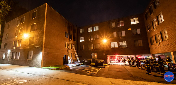 2 Alarm Structure Fire - 221 Sisson Ave, Hartford, CT - 6/22/19