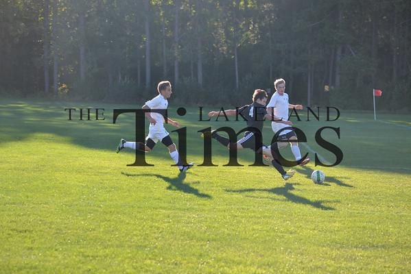 Lakeland Soccer at Rhinelander