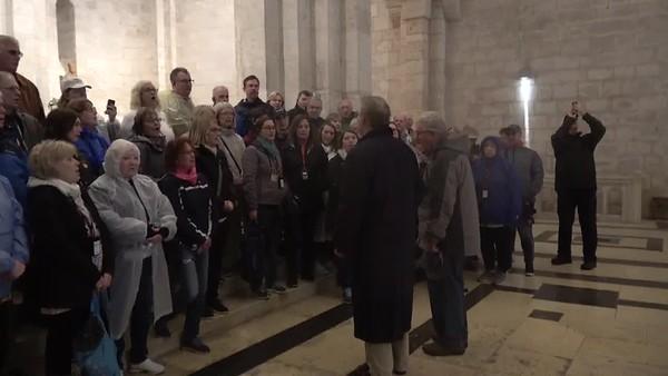 15 - Singing in the Church of Santa Anne