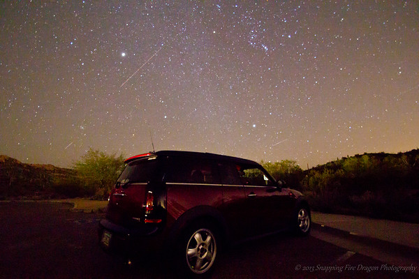 My First Night Sky Photos 12-2013