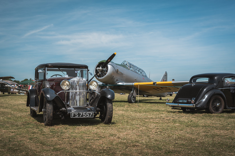 Classic & Sports Car Show 2018