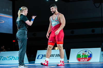 GR 130 kg Brad Hildenbrandt
