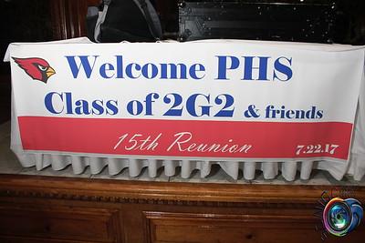 JULY 22ND, 2017: PLAINFIELD HIGH SCHOOL CLASS OF 2002 15 YEAR CLASS REUNION