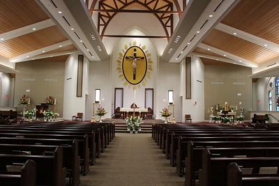 2017 Apr 18 Easter Altar