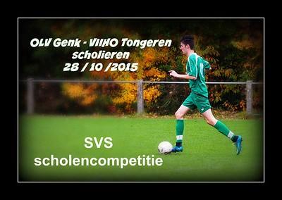 SVS: OLV Genk - VIIOH Tongeren  28/10/2015