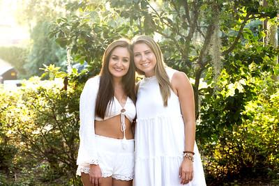Savannah and Paige