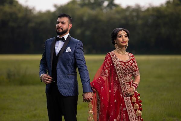 TARAN & MUNITA'S WEDDING