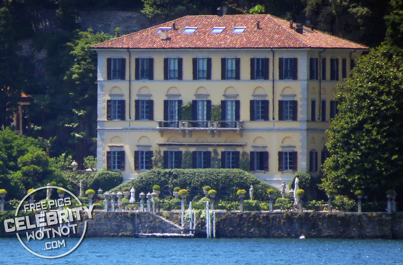 Gianni Versace's Former Lake Como Home, Villa Fontanelle, sold to Russian Tycoon Arkady Novikov, Italy