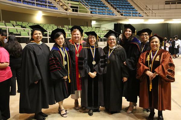 OLLU Graduation 2014