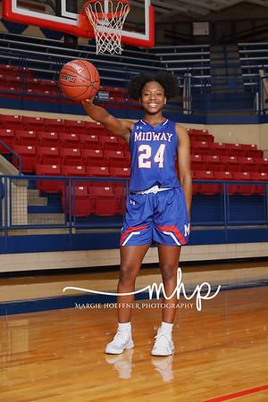 2019-2020 Midway Girls Basketball