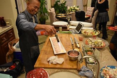 Chef ED Sushi Extravaganza