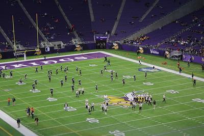 Stadium shots