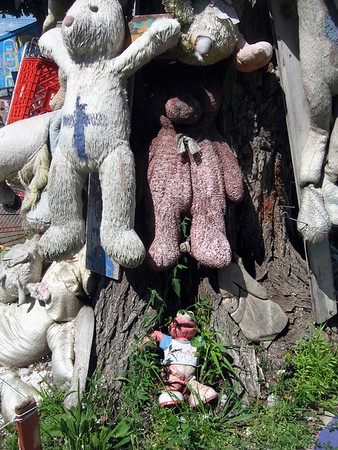 Heidelberg Project and Greektown
