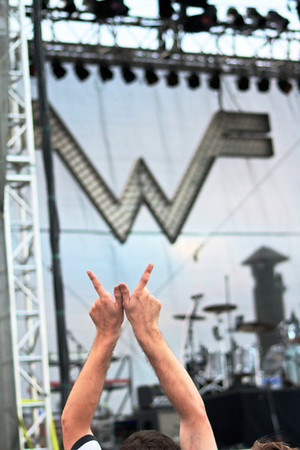 Weezer at Del Mar