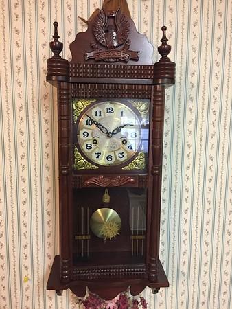 HSV Clocks