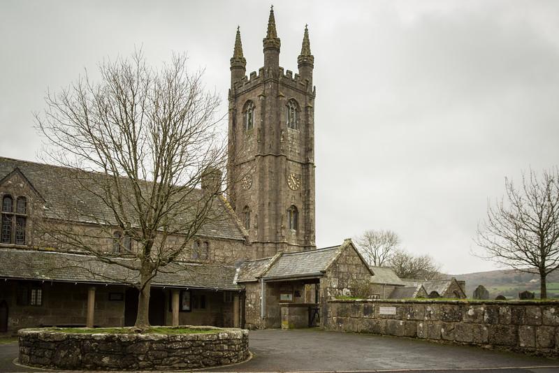 Widecombe Church